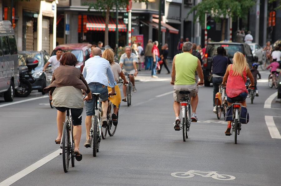 РСБСП: Иднината на одржливата мобилност е во твои раце! Вози велосипед!